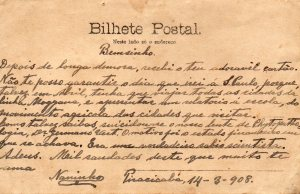 14 de Março de 1908 - A