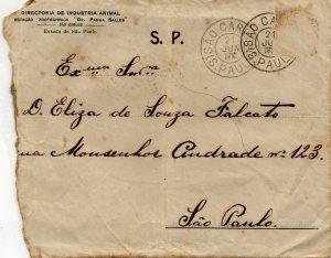21 de Junho de 1910 - A