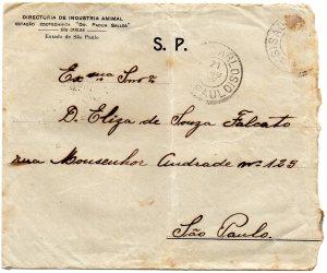 21 de Agosto de 1910 - A