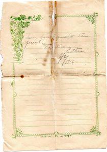 07 de Fevereiro de 1916 - C