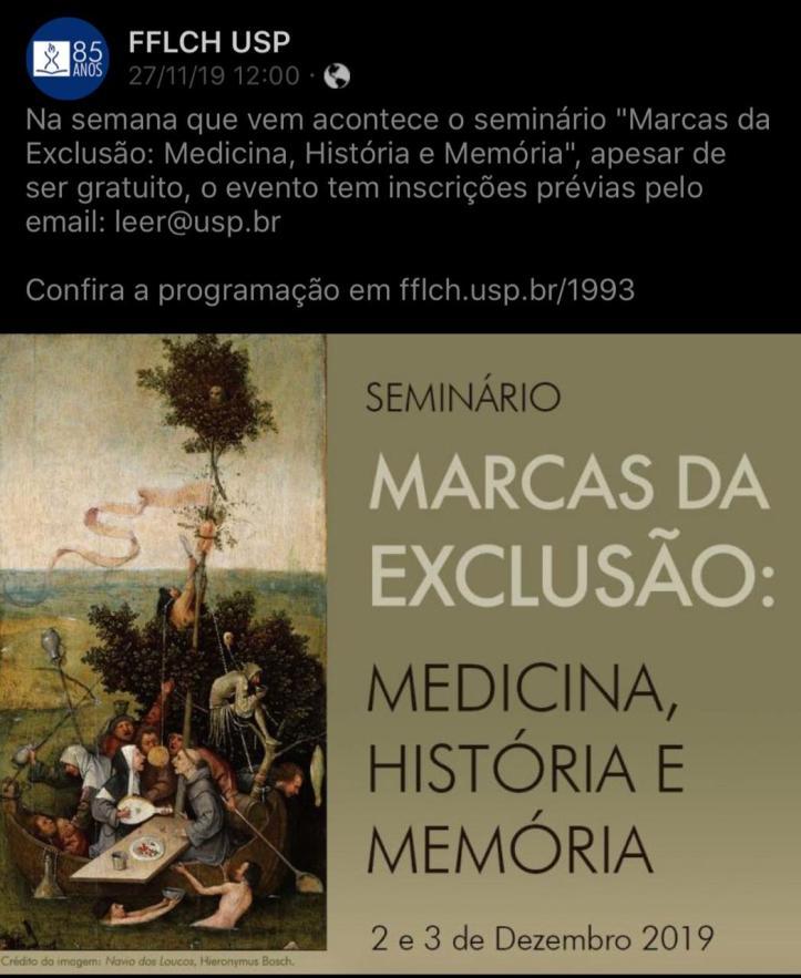 evento usp sobre medicina